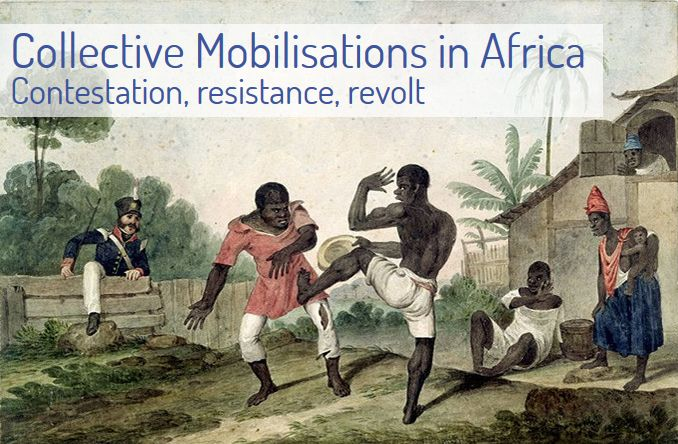 african slavery african resistance nationalism